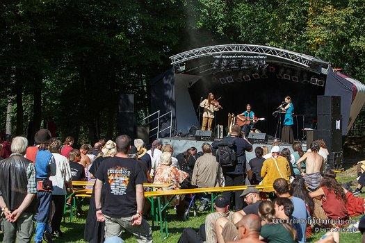 Festival Mediaval mit Brigandu